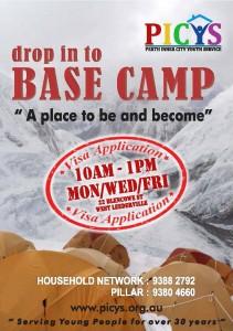 Base Camp @ PICYS | West Leederville | Western Australia | Australia