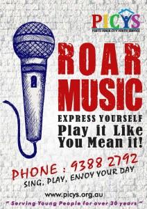 ROAR Music @ PICYS | West Leederville | Western Australia | Australia